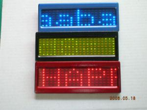 LED Name Badge (LN01)