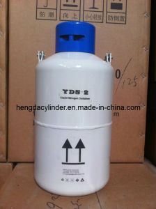 2liters Liquid Nitrogen Container (YDS-2-30)