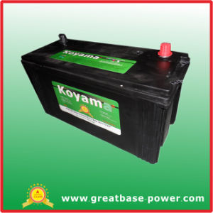 N120 Car Battery Maintenance Free 12V120ah Car Battery pictures & photos