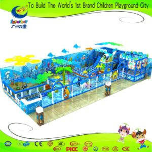 Cheap Small Ocean Play Center Indoor Playground pictures & photos