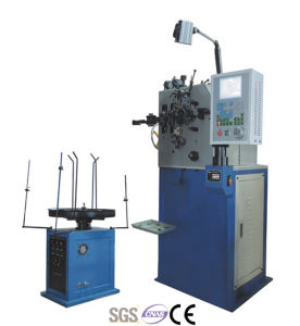 CNC Spring Coiling Machine with 2 Axes pictures & photos