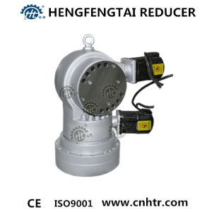 Dual Drive High Precision Thermal Solar Tracking System Transmission