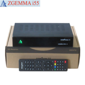 Best IPTV Box Zgemma I55 with Enigma2 Linux OS Dual Core pictures & photos