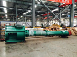 23400m3/H Capacity Long-Axis Vertical Water Pump