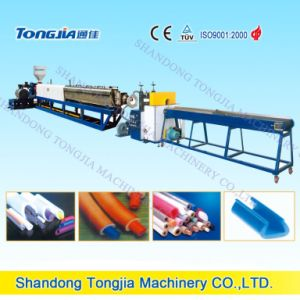 Plastic Foaming EPE Physical Foamed Pipe (Stick/Profile) Machine pictures & photos