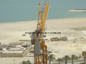 Construction Tower Crane-Max. Lifting Capacity 4 Tons (TC4708) pictures & photos