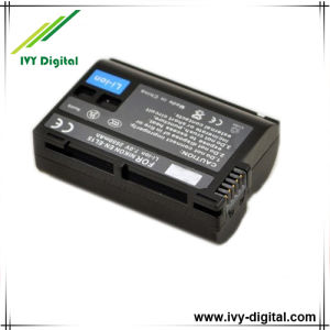 Newest Full Decoded Replacement Digital Camera Battery for Nikon En-EL15, 2550 mAh