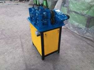 Wrought Iron Special Pipes Forming Machine /Shap Tube Processing Machine pictures & photos