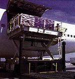 Air Freight Services (shipped by FJ-260)