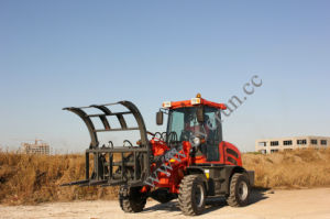 Everun CE Certificated Agricultural Mini Wheel Loader pictures & photos