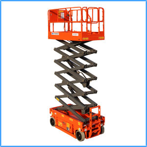 12m Movable Hydraulic Scissor Lift (GTJZ1212)