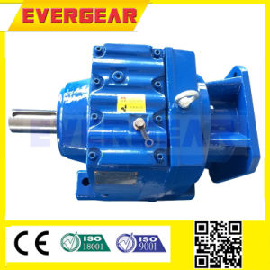Parallel Shaft Helical Motor Gearbox Coaxial Helical Gearbox with Inline Motor for Converter / Mixer Gearbox pictures & photos