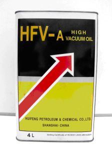 HFV-A Series Vacuum Pump Oil