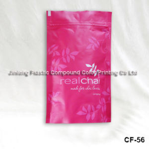 Stand up Coffee Bag with Top Zipper pictures & photos