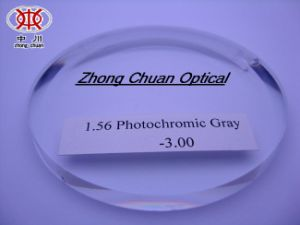 Optical Lens Index 1.56 Photo Chromic Lens Transition Lens