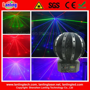 High Power Beam-Storm Spinning Magic Laser Ball Disco Light pictures & photos