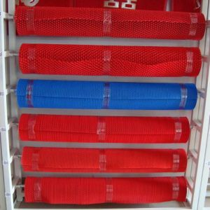 PVC S-Shaped Floor Skidproof Mats (3G) pictures & photos