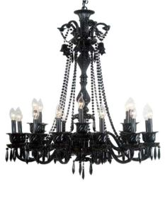 Hotel Project Black Pendant Lamp (WD06075-12+6) pictures & photos