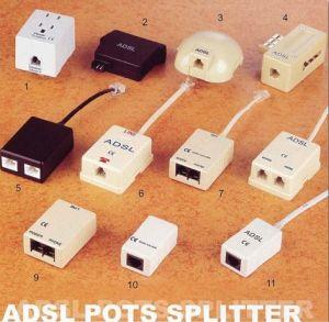 ADSL Pols Splitter