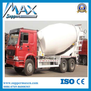 HOWO 6X4 Concret Truck Mixer Specifications Capacity for Sale in Congo pictures & photos