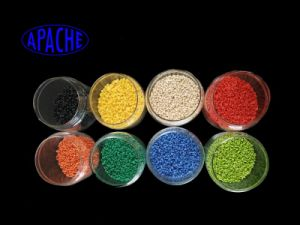 Color Customized Nylon PA66-Gf30% Pellets for Engineering Plastics pictures & photos