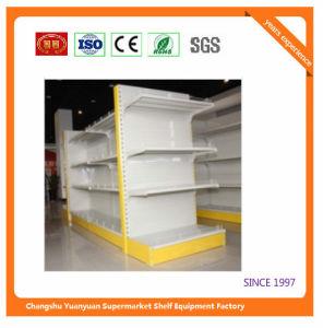 Metal Supermarket Shelf for United Arab Emirates Store Retail Fixture 08093 pictures & photos