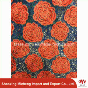 High Quality Guipure Lace for Party 3011 pictures & photos