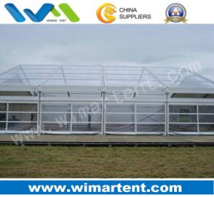 12mx20m Transparent PVC Tent for Party pictures & photos