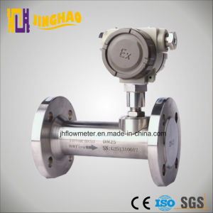 Oil Field Gas Turbine Flowmeter (JH-LWQ) pictures & photos