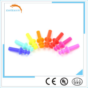 Soft Reusable Silicon Earplugs for Kids pictures & photos