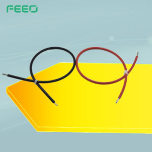 Waterproof Electrical DC Power Core Cable for Home Solar Systems pictures & photos