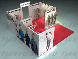 Reusable Modular Aluminum Exhibition Trade Show Equipment pictures & photos