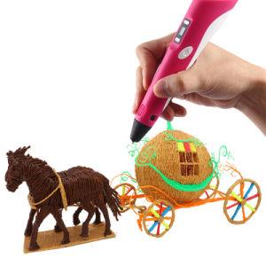 Kids 3D Plastic Printing Pen 3D Pens Toys pictures & photos