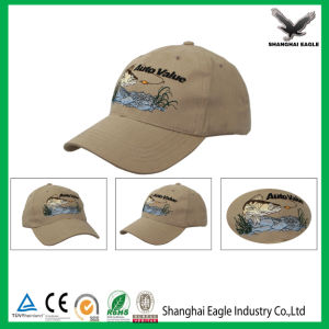 Promotional Custom Logo Polyester Sport Cap pictures & photos