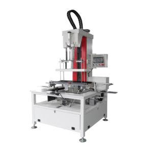 Semi-Automatic Mobile-Phone Box Making Machine/Gift Box Making Machine/Rigid Box Maker pictures & photos