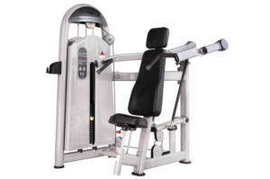 Bk-003 Training Machine Shoulder Press Gym Euqipment/Sports Goods pictures & photos