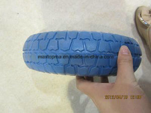 260X85 Solid PU Foam Wheel pictures & photos
