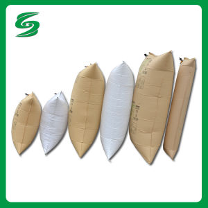 Elastic Flexible Brown Kraft Paper Dunnage Air Bag for Truck Cargo pictures & photos