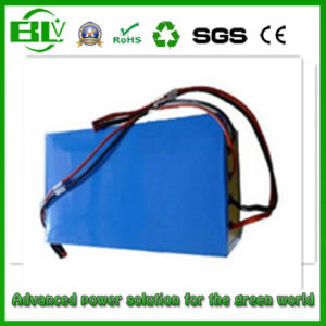 Lithium Battery Packs for Golf Trolley Electric Motor Powered Wheelchair pictures & photos