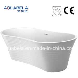 2017 Special Design Hot Tub Sanitary Ware Bath Tub (JL652) pictures & photos