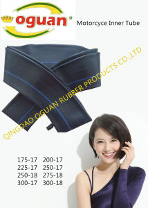 Motorcycle Tire/Tyre/Inner Tube with Best Quality (175-17) pictures & photos
