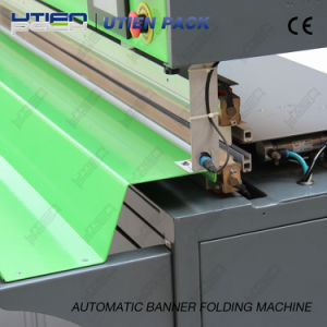 Automatic Plastic Pneumatic Impulse Heat Folding and Sealing Machine (FMQZ) pictures & photos