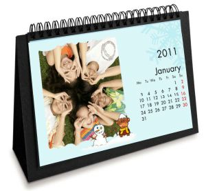 Personalised Desk Calendar Printing Services pictures & photos