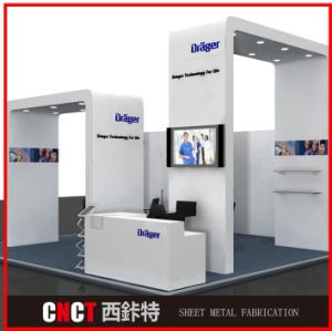 Customized Two Layers Trade Show Stand pictures & photos