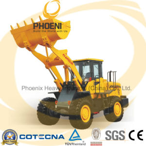 2.3cbm Changlin 4tons Wheel Loaders with Cummins Engine (947H) pictures & photos