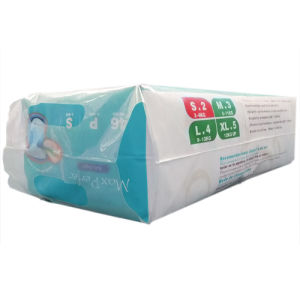 Soft and Breathable Baby Diapers with Blue Package pictures & photos