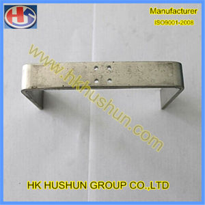 Supply OEM Sheet Metal Parts with Zinc Plating (HS-SM-0015) pictures & photos