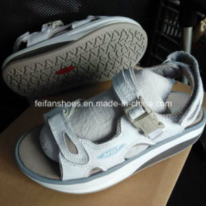 Men Latest High Quality Sandal Beach Stock Shoes (FF328-5) pictures & photos