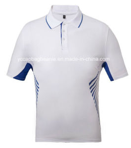 Sport Style Running Women′s Polo Shirt pictures & photos