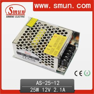 25W 12VDC 2A Small Size Switching Power Supply with CE RoHS 2 Year Warranty pictures & photos